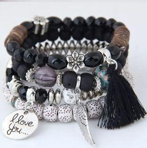 NEW - Women's Bohemian Charm Bracelet